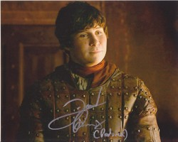 Daniel Portman Autograph Game Of Thrones signed in person 10x8 photo