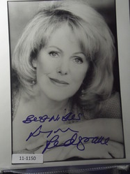 Redgrave, Lynn - 3 - authentic autograph