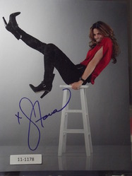 Stana, Katic  - authentic autograph