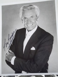 Barker, Bob - authentic autograph - 5