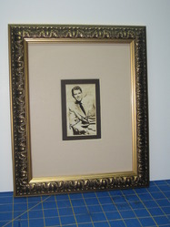Ronald Reagan Signed photograph