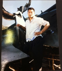 Daniel Dae Kim Signed LOST 10x8 Photo