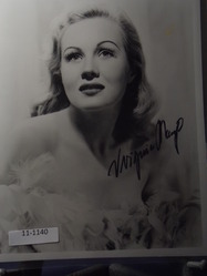 Mayo, Virginia - authentic autograph