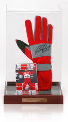 Michael Schumacher Hand Signed Driver Glove