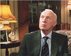 Jim Norton Autograph Harry Potter Signed In Person 10x8 Photo