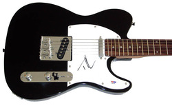Tim Mcgraw Autographed Tele Signed Guitar UACC RD&PSA