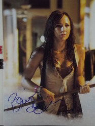 "Evigan, Brianna - authentic autograph - ""Step Up"""