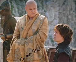Conleth Hill Autograph Game Of Thrones signed in person 10x8 photo