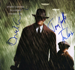 Tom Hanks Plus Autographed Signed Road to Perdition Program