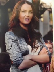 Luddington, Camilla - 'Californication' and 'True Blood'  authentic autograph - UACC Reg. Dealer #251