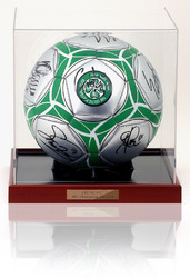 Celtic 2011/12 Squad Signed Football