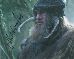 Mark Lewis Jones AUTOGRAPH Game Of Thrones SIGNED IN PERSON 10x8 photo