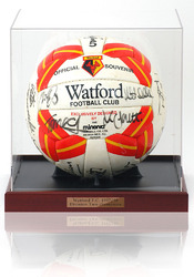 Watford F.C. Hand Signed Football
