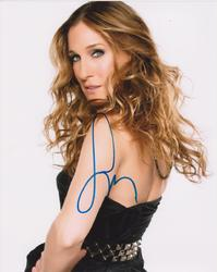 Sarah Jessica Parker Autograph Sex In The City signed in person 10x8 photo