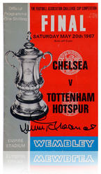 1967 FA Cup Final Programme