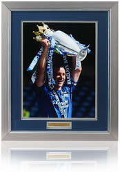 John Terry hand signed 16x12 Chelsea photograph