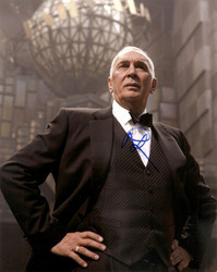 Frank Langella signed 10x8 photo.