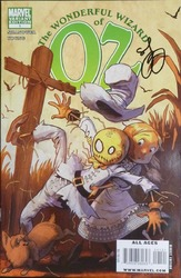 The Wonderful Wizard of Oz, Variant, signed by Skottie Young