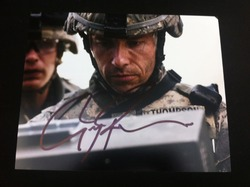 Guy Pearce Signed The Hurt Locker 10x8 Photo