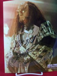 Robert O'Reilly as Chanceller Gowron