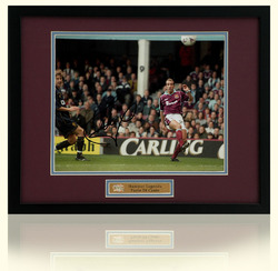 Paolo Di Canio Hand Signed Photograph