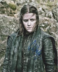 Gemma Whelan Autograph Game Of Thrones signed in person 10x8 photo