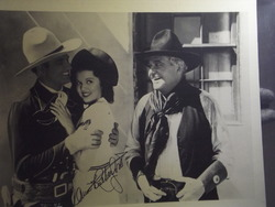 Rutherford, Ann - C - authentic autograph