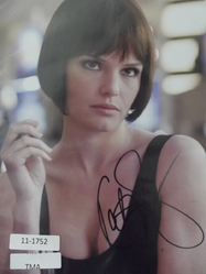 "Bosworth, Kate - authentic autograph - ""Superman Returns"" - ""Blue Crush"""