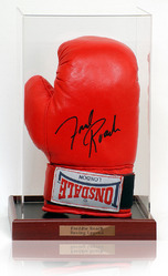 FREDDIE ROACH Hand Signed Boxing Glove Presentation
