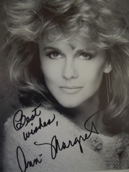 Ann-Margret - 4 - authentic autograph