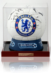 Chelsea FC Squad Signed Football 2008/09