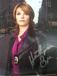 Kathryn Erbe - NYPD Blue