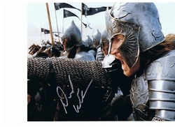 David Wenham Signed Lord Of The Rings 10x8 Photo
