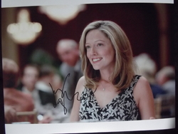 Greer, Judy - 'What Planet Are You From?', 'The Wedding Planner' 'The Village' - original autograph UACC Reg.Dealer#251