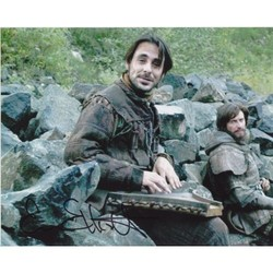 Emun Elliott AUTOGRAPH Game Of Thrones SIGNED IN PERSON 10x8 Photo