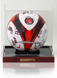 Charlton Athletic FC 2012/13 Squad Hand Signed Football