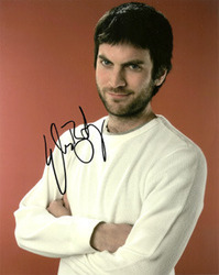 Wes Bentley signed 10x8 photo