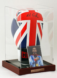 Luke Campbell Hand Signed Boxing Glove