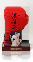 Sir Henry Cooper Hand Signed Boxing Glove