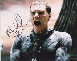 Michael Shannon AUTOGRAPH Superman Man Of Steel SIGNED IN PERSON 10x8