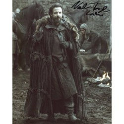 Noah Taylor AUTOGRAPH Game Of Thrones SIGNED IN PERSON 10x8 Photo