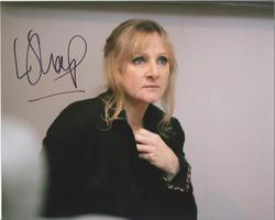 Lesley Sharp Autograph Doctor Who signed in person 10x8 photo