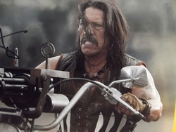 Trejo, Danny in 'Con Air', 'Machete' 'Spy Kids' - authentic autograph - UACC Reg. Dealer #251
