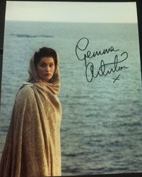 Gemma Arterton AUTOGRAPH Prince Of Persia SIGNED IN PERSON 10x8 photo