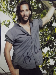 Cusick, Henry Ian - authentic autograph
