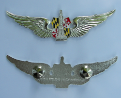 Baltimore City Police Aviation Wings
