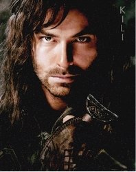 Aiden Turner Signed The Hobbit 10x8 Photo