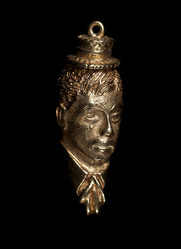 14k gold Jerry Lewis charm