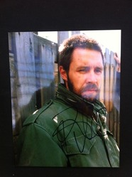 Paddy Considine Signed Dead Mans Shoes 10x8 Photo