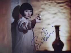 Davis, Essie - authentic autograph - Matrix Revolutions, Girl with a Pearl Earring, Miss Fisher's Murder Mysteries